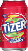 Tizer Cans 330ml