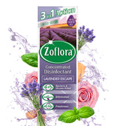 Zoflora Lavender Escape Concentrated Disinfectant 120ml