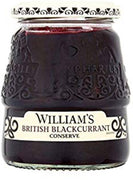 Williams Blackcurrant Conserve 340g.