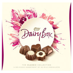 Nestle Dairy Box Deluxe Collection 180g