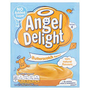 Angel Delight No added sugar ButterScotch Packet 59g