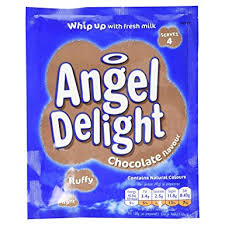 Angel Delight Chocolate Packet 59g