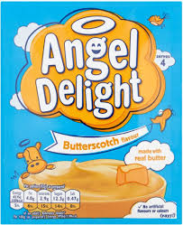 Angel Delight ButterScotch Packet 59g