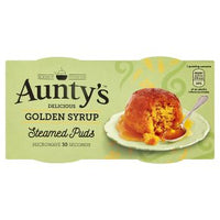 Aunty's Golden Syrup Puddings 95g