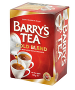 Barry's Gold 40 Tea Bags (125g)