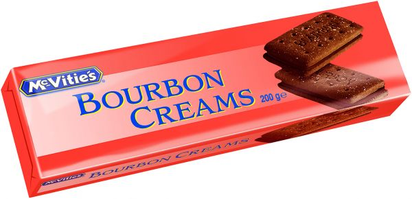 McVities Bourbon Creams 200g