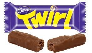 Cadbury Twirls 43g