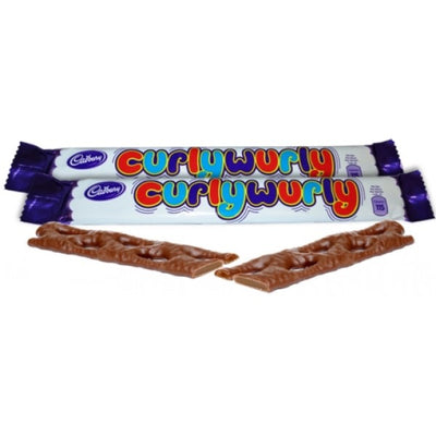 Cadbury Curly Wurly Bar 26g
