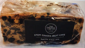 Original Cake Co - Stem Ginger Cake 400g
