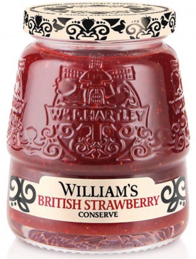 Williams Strawberry Conserve 340g.