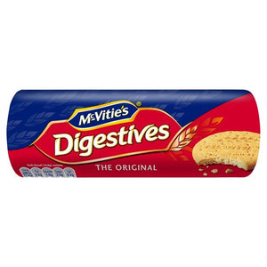 McVities Digestives Plain 250g