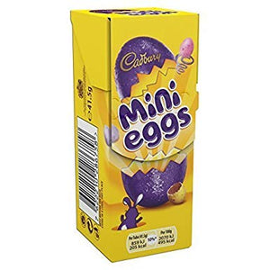 Cadbury Mini Eggs Carton 38.3g