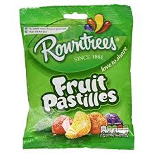 Rowntrees Fruit Pastilles Bag 150g