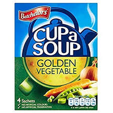 Batchelor's CupaSoup Golden Vegetable