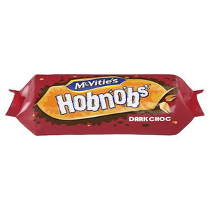 McVitie's Hob Nobs Dark Chocolate 262g