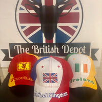 United Kingdom Baseball Cap