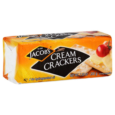 Jacobs Cream Crackers 200g.