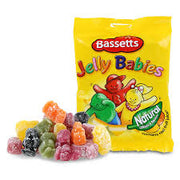 Maynards Bassett Jelly Babies Bag 190g