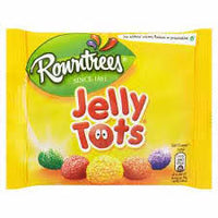 Rowntrees Jelly Tots Bag 42g