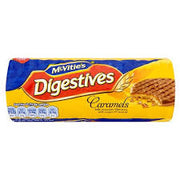 McVities Digestives Caramel Biscuits 267g