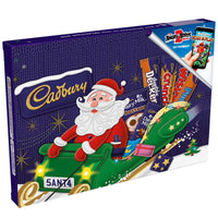 Cadbury Santa Selection Box 150g