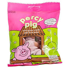 Marks & Spencer Percy Pigs 170g