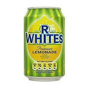 R White Lemonade 330ml