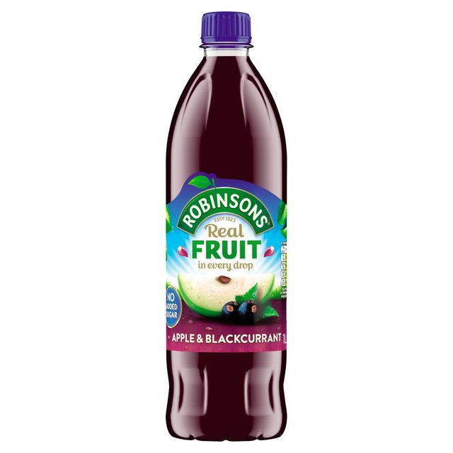 Robinsons Squash Apple & Blackcurrant 1L