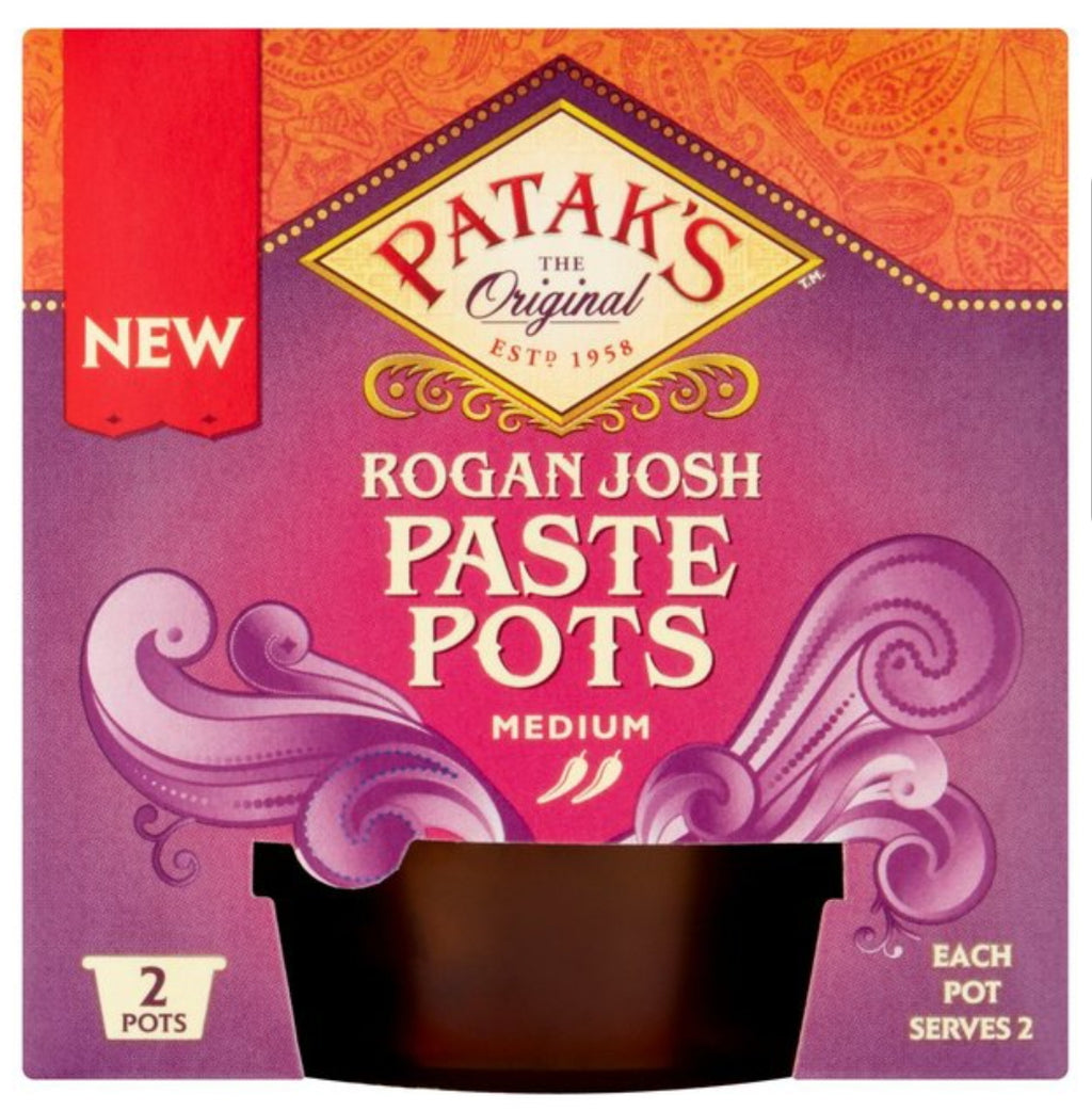 Pataks Rogan Josh Paste Pot 70g