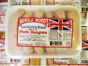 Harold Woods Lincolnshire Bangers 6pk 16oz (1lb Ship Weight)