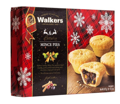 Walkers Mince Pies 370g