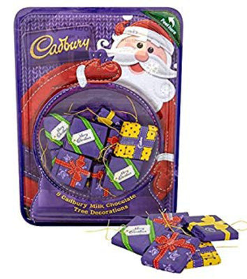 Cadbury Tree Decorations 84g
