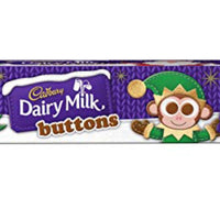 Cadbury Buttons Tube 72g