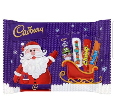 Cadbury Stocking Selection Pack 95g