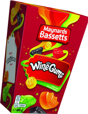Bassetts Wine Gums Carton 400g
