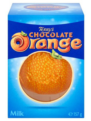 Terry's Milk Chocolate Orange Ball 157g