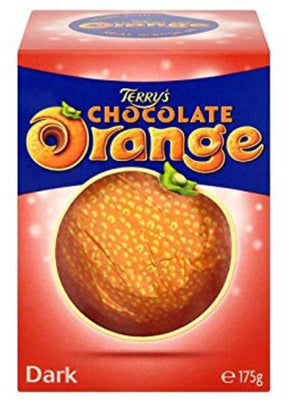 Terry's Dark Chocolate Orange Ball 157g