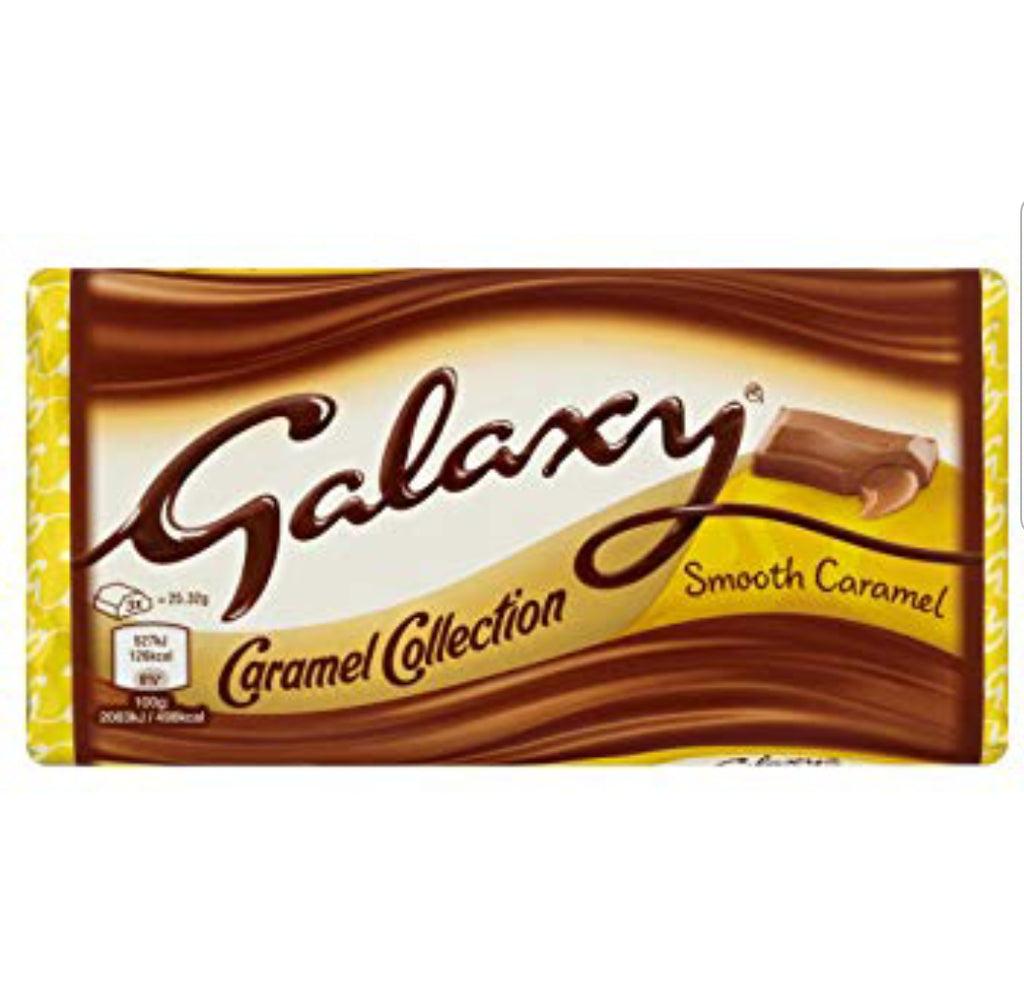 Galaxy Smooth Caramel 135g