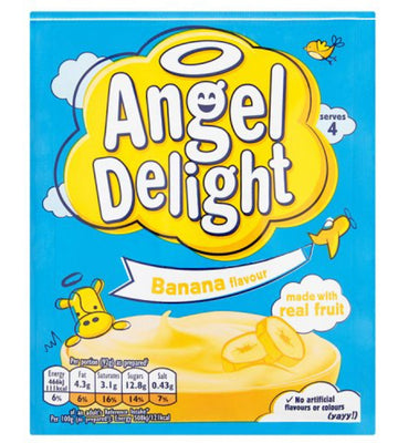 Angel Delight Banana Packet 59g
