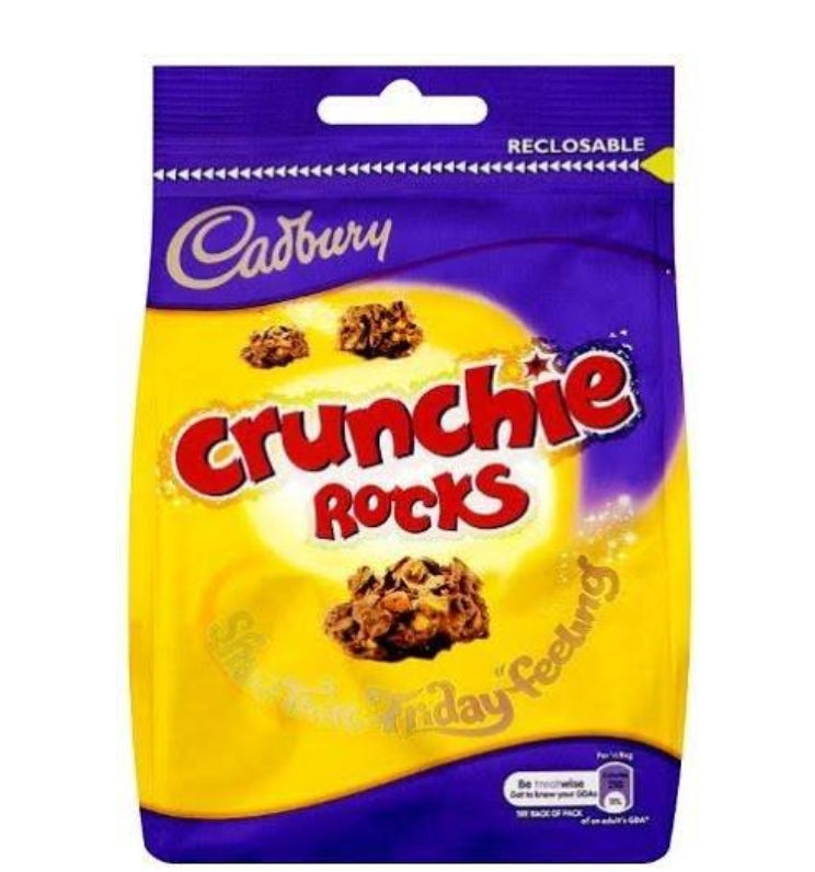 Cadbury Crunchie Rocks 110g