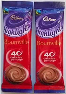 Cadbury Highlights Bournville Sachet 11g