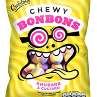 Bristows Rhubarb & Custard Bon Bons Bag 150g