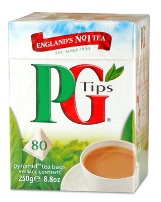 PG Tips 80ct (250g)