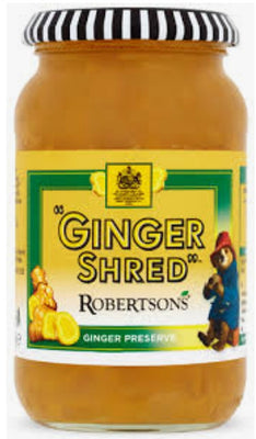 Robertsons Ginger Shred Marmalade 454g