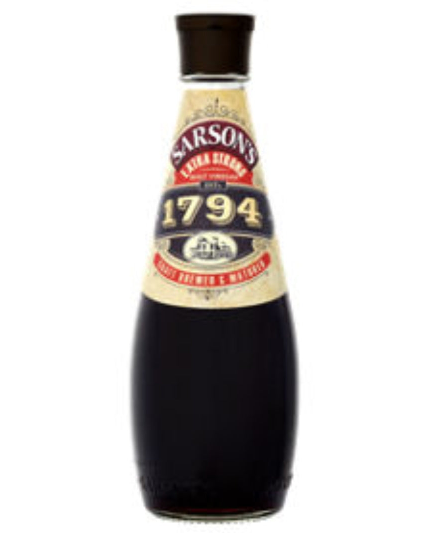 Sarsons 1794 Extra Strong Malt Vinegar 250ml