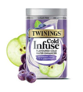 Twinings Cold In'fuse Blueberry, Apple & Blackcurrant
