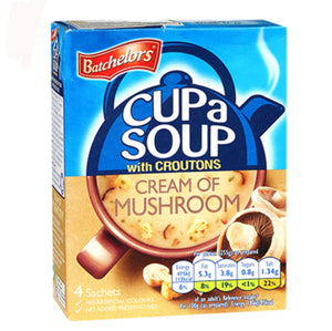 Batchelor's CupaSoup Cream of Mushroom 99g