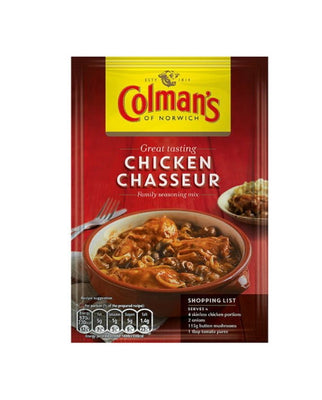 Colman's Chicken Chasseur Mix 43g