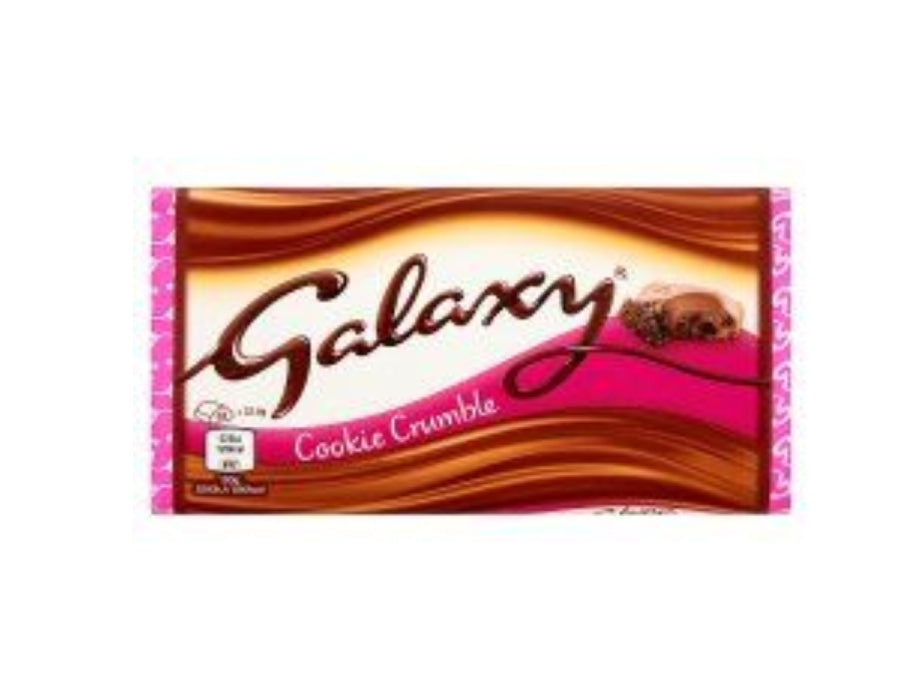 Galaxy cookie Crumble 114g