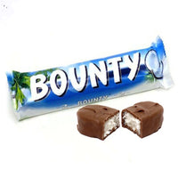 Mars Bounty Milk Chocolate Bar 57g